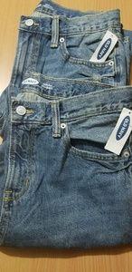Two boys bootcut jeans